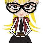 Little Geek Girl by Brenda Boo