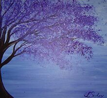 Jacaranda Blue by klbailey