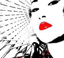 Geisha Red by Zita