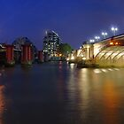 Blackfriars Bridge, London by Sergey Galagan