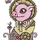 A Rather Handsome Pig by Anita Inverarity