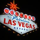 Vegas Sign No. 20 by Benjamin Padgett