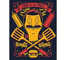 Bob's Burgers Lord Of The Fries Photographic Print