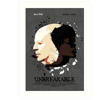 Unbreakable Art Print