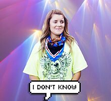 Grace Helbig by danisnotameme