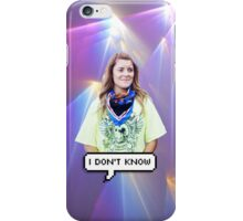 Grace Helbig iPhone Case/Skin