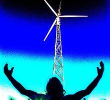 Spirit of the sky ... send us wind !!! by SNAPPYDAVE