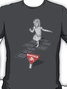 Hopscotch Minefield T-Shirt