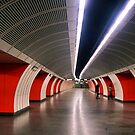 Vienna Underground by metronomad