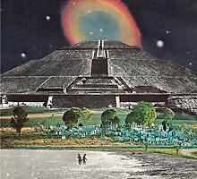 Mayan Vacation Spot by lapisyoga