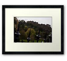 Edinburgh Framed Print