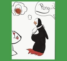 Penguin? You hungry! Kids Clothes