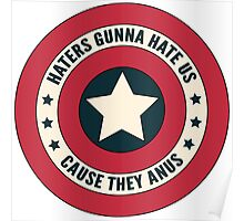 Haters Gunna Hate Alt Poster
