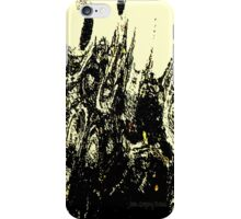 Monsters In Batman Costumes iPhone Case/Skin