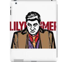 Lilyhammer - Steven Van Zandt iPad Case/Skin