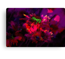 Secret Garden IX Canvas Print