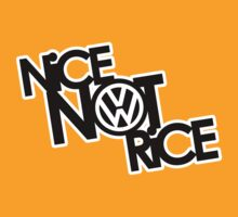 Nice Not Rice - VW by Andre Gascoigne