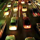 Traffic in motion by mossko