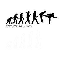 Evolution of fighting by cityboxingmma