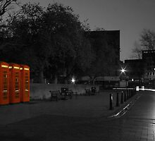 the old red box by spencer mitchell