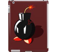 Angry Bob-Omb iPad Case/Skin