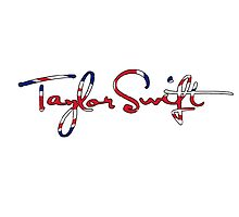 Taylor Swift UK Tour by Niino