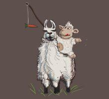 Sheep N Llama V2 T-Shirt