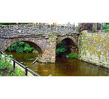 Alyth Bridge Photographic Print
