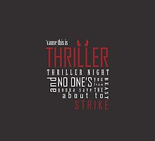 THRILLER NIGHT by awcheung2