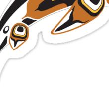 Kwakwaka'wakw ichthyosaur Sticker