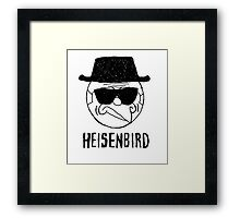 Heisenbird - Mordecai Framed Print