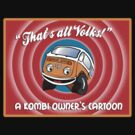 Volkswagen Kombi Tee shirt - That's All Volks by KombiNation