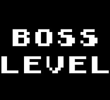 Boss Level by GreenGamer