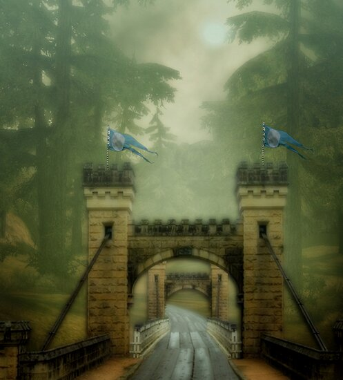 The Road to Camelot by Sarah Moore
