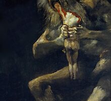 De Goya's Monsters by BrianJoseph