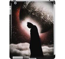Dark Knight - Space Painting Spray Art iPad Case/Skin