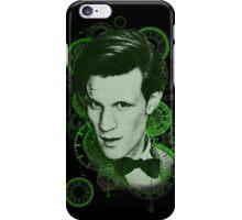 Clockface Doctor iPhone Case/Skin