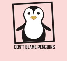 DON'T BLAME PENGUINS Kids Clothes