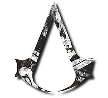 Assassins Creed Logo Art by STOREBARCODE