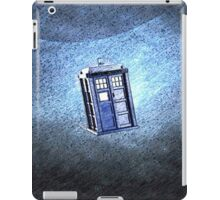 Tardis In Space Art Painting iPad Case/Skin