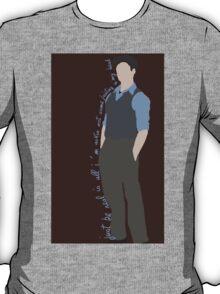 Jack Kelly - Newsies - Santa Fe T-Shirt