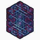 Nebula Knot by RachelRoach
