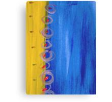Color Study I Canvas Print