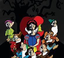 Snow White by EddieLucia