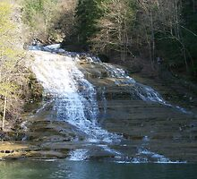 Buttermilk Falls by RLHall