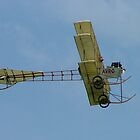 1911 - Avro Triplane (Replica) by James Millward