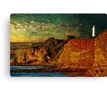 Sunrise on the Cliffs  Canvas Print