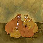 family by Anastasiia Kucherenko