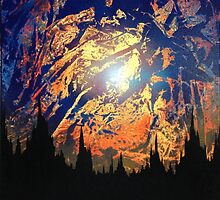 Sunset City by MarkusFussell