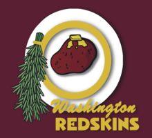 Potato Redskins by LakotaBen